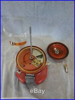 1939 Vintage Northwestern 39 Coin Op Bulk Vendor Peanut Candy Gumball Machine
