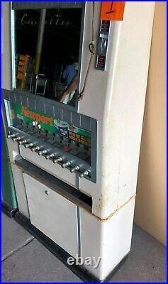 1940s 1950s VINTAGE CIGARETTE MACHINE MOVIE PROP ANTIQUE I