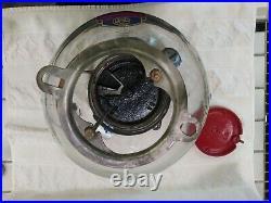 1946 Vintage Penny Columbus Model 46 Gumball Bulk Vending Machine Coin Op