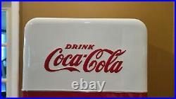 1950's Cavalier C51 Vintage Coke Machine Vending Antique Coca Cola RECONDITION