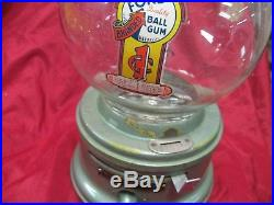 1950's Vintage Ford Gumball Machine