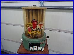 1950's Vintage Pulver Hi Hi Gum Vending Machine