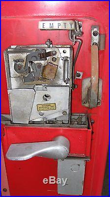 1950s Vintage Coke Machine
