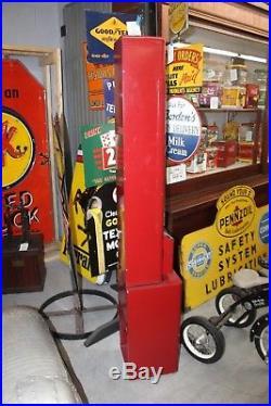 1950s Vintage U-Select-It Candy 10c Coin Op Vending Machine