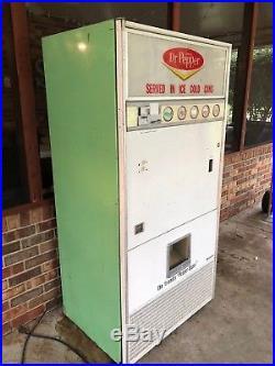 1960's Rare Vintage Soda Machine Dr Pepper Vendorlator