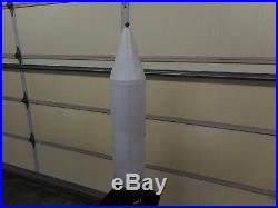 1960's Vintage Northwestern Saturn 2000 Penny Vending Machine Space Rocket