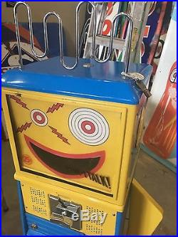 1960's Vintage Talking Toy Vending Machine Mouthy Marvin