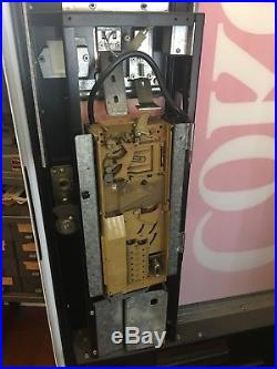 1980s Vintage Coke Vending Machine