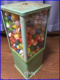20 Yen capsule toy vending machine Gacha 70's Vintage Rare From JAPAN F/S
