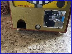 25 Cent Vendorama Ball Point Pen Vintage Vending Machine