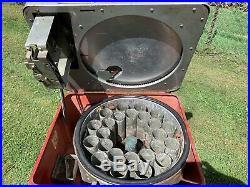 (2) Vintage 1950s Vendo Coca Cola Machines Model A 23B 5K and Model WC-42-T