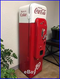 44 Vmc Coke Machine Vendo 1956 Vintage Coca Cola Gun Safe