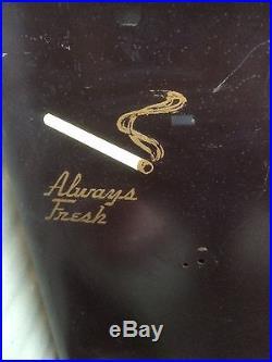 ABCO Vintage Cigarette Vending Machine Rare