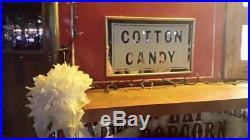 Antique Cretors Wagon, Concession Cart, Food Truck, Mobile Vending, Vintage