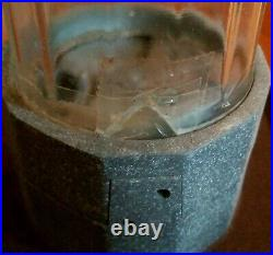 Antique Vintage Gumball, Peanut, Candy Machine Parts Or Fixer Upper