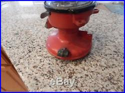Antique/Vintage Gumball/Peanut Machine Columbus Model A With Slug Rejector 1Cent