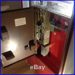 Antique Vintage coca cola Pop Bottle Machine Coke asome fully functinal keys
