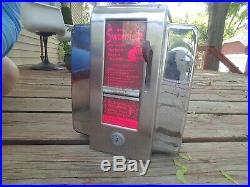 Ask Swami Vintage Fortune Teller Machine Trade Stimulator RARE! Vending