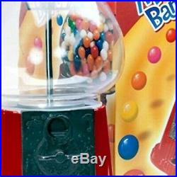 Candy Dispenser Vending Machine Bubble Gum Gumball Bank Nuts Kids Vintage Food