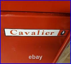 Cavalier 80e Vintage Coke Machine