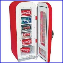 10 can coke machine