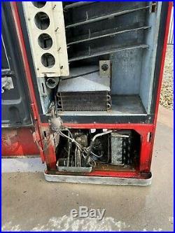 Coca Cola Coke Machine Vintage Coca Cola H56A Machine