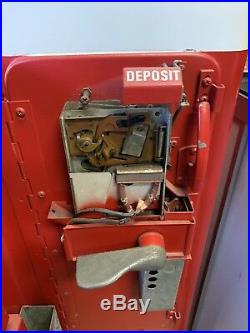 Coca Cola Machine Vendo 39 Antique Vintage 10 cent Professionally Restored