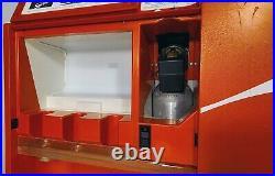 Coca-cola Breakmate Ga3000 Fountain Drink Dispenser Vending Machine Vintage 1988