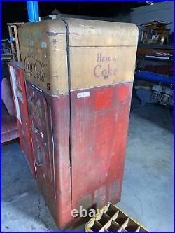 Coca cola machine vintage Vcm-149