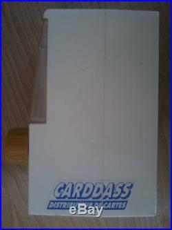 Distributeur de cartes DRAGON BALL Z Carddass Vending Machine Vintage