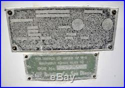 Estate Found 1950's Vintage 7-UP Soda VENDING MACHINE Model H-81