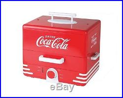 Hot Dog Warmer Steamer Vintage Retro Electric Cooker MACHINE Bun Coca-Cola Large