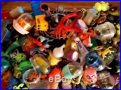 Huge 1500+ Pc Lot Vtg Cracker Jack/gumball/dime Store Charms/prizes/toys 1930-70