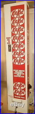 KitKat Kit Kat Retro Vending Machine Vintage Chocolate Wall Type ideal gift