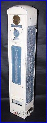 National Automatic Machines Ltd Vintage Railway Cigarette Vending Machine