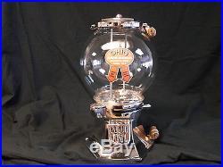 Ohio Vintage Gumball Peanut Candy Vending Machine