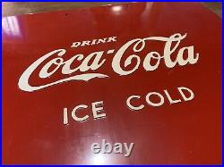 Original Vintage New Old Stock Westinghouse Master Cooler Lid Coca Cola Vendo