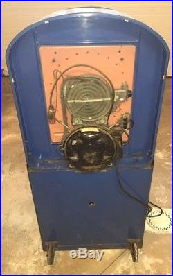 Pepsi Cola 1954 Vintage Soda Machine All Original Great Condition Model Pc27b