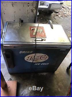 Pepsi Vintage Ideal 85 Machine
