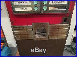 RARE Vintage 1950's Apco Coca Cola Vending Machine Coke Soda Cooler restoration