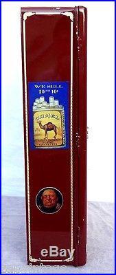 RARE Vtg Cigarette Tobacco Tin (Prince Albert) Coin-Op 10-Cent Vending Machine
