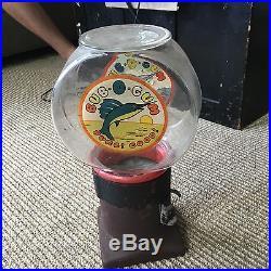 Rare Bub O Gum Vintage Gumball Machine Bub-O-Gum