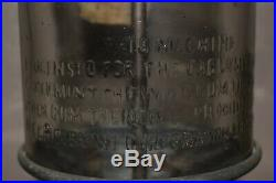 Rare Langley 1 Cent Peanut Gumball Machine Vintage Penny Coin Op