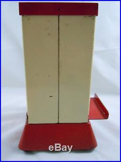 Rare Vintage Ohio Penny Matchbook Vending Machine Vender Great Condition Works