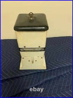 Rare Vintage Penny Soap Vending Machine