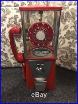 Rare! Vintage Telephone & Gumball Machine Phone by Paul Nelson industries