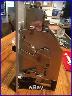 Restored Chiclets 5 Cent Vintage Vending Machine