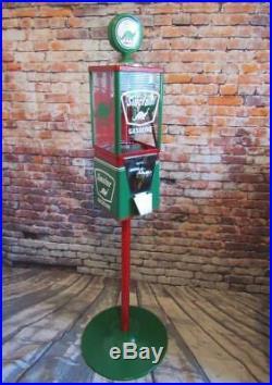 Sinclair vintage gumball machine Sinclair memorabilia man cave bar game gift
