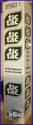 TicTac Tic Tac Retro Vending Machine Vintage Candy Wall Type ideal gift