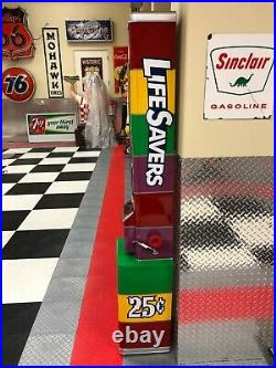 U Select IT Vintage Candy Vending Machine-Restored Collectible Quality